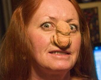 Troll Nose Prosthetic