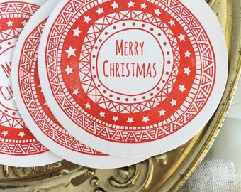 Christmas Coasters, Christmas Decorations, Red Christmas Decorations, Christmas Table Decorations, Christmas Party Supplies Office Christmas
