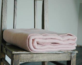 Wool blanket, thick wool blanket, children wool blanket, kid blanket
