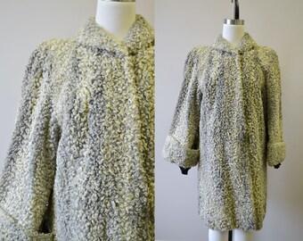 1940s Macy's Persian Lamb Coat