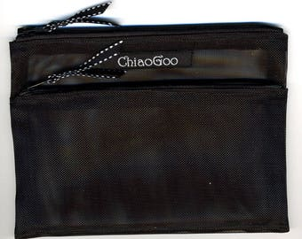 ChiaoGoo Black Accessory Pouch