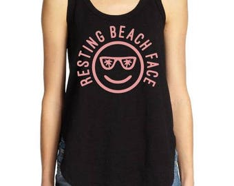 Resting Beach Face Graphic, Digital Download, RBF Tee DIY, Resting Beach Face Decal, Beach Vacation Tee, Vacation Tee, Cruise Tee