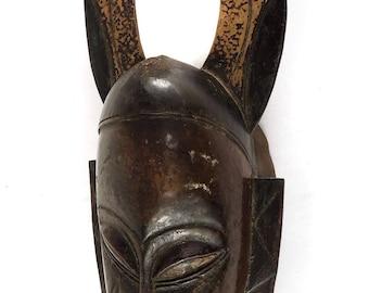 Guru Guro Mask Cote D'Ivoire African Art 119251