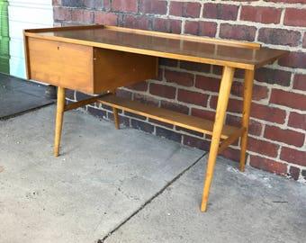 Mid Century Modern Edmond Spence Desk