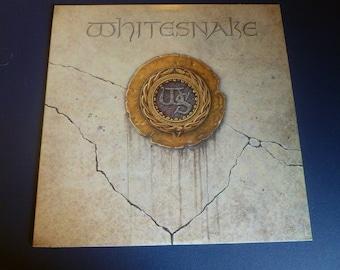 Whitesnake  Vinyl Record LP GHS 24099 Geffen Records 1987