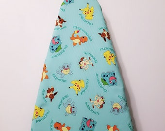 CHOOSE VARIANT | Cute Pokemon Ironing Board Cover