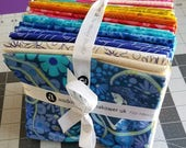 Diving Board Fat Quarter Bundle, Allison Glass, Andover Fabric