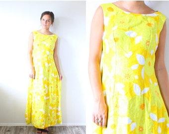 Boho maxi dress 70s 20