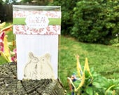 Bunnies Temporary Tattoo (Individual) On Sale for a Dollar!