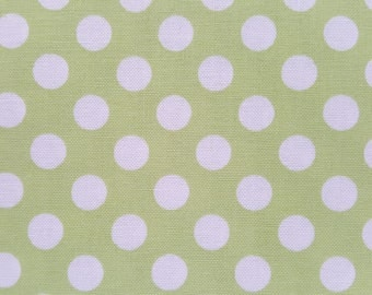 Robert Kaufman Spot On  Chartreuse Dots EZC-12872-38 HTSPD08