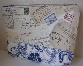 makeup bag/makeup pouch/toiletry pouch/zipper pouch