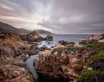 California Coast Sunrise