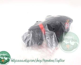 Black Pound Puppy MIB: Unopened 80s Toy by Tonka