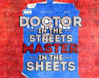 Digital Download: Doctor in the Streets, Master in the Streets