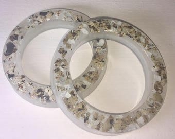 Crushed Quail Bracelet