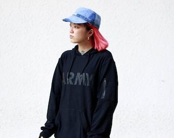 Army Black Hoodies