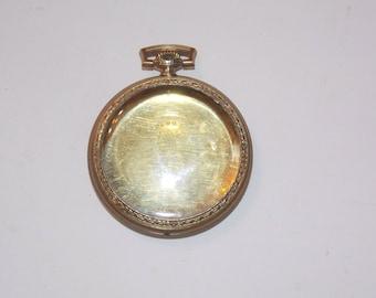 Antique 40mm Gold Pocket Watch Case