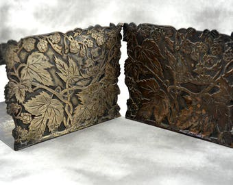 Marshall Field and Co ArtMetal Craft Bookends