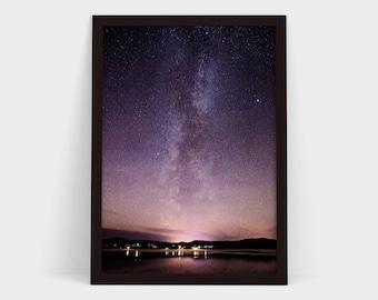 The Milky Way - Original Photographic Print