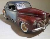 Scale Model,RatRod,JunkerModel,ModelHobby,HotRod,FordCar,RustedWreck