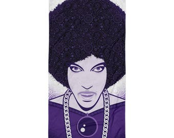 Prince, the Artist,  Beach Towel/Blanket
