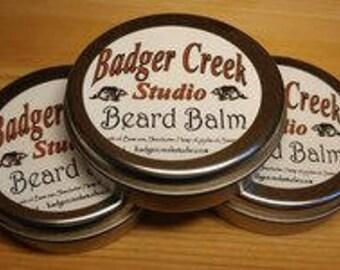 Badger Creek Beard Balm
