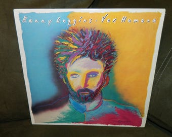 Kenny Loggins - Vox Humana - Columbia Records 1985 - Vintage Vinyl LP Record Album