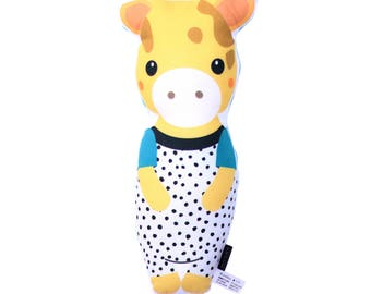 Giraffe Softie - Pillow, Nursery, Plush