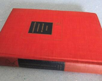 Vintage Book A Comprehensive Anthology of American Poetry by Conrad Aiken (1944, Hardback)
