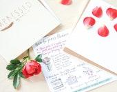 Travel Size Flower Pressing Kits (50 qty)