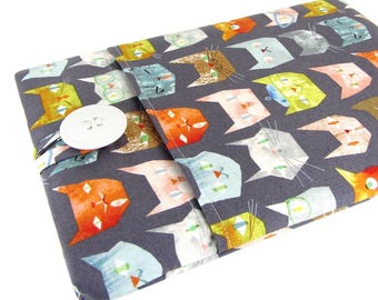 Custom Fitted Laptop Sleeve - Can Be Made For Any Laptop 15.6, 13 Inch, 13.3, 12 Inch, Cat