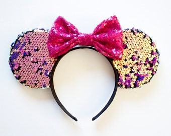 Neverland Disney Ears / Neverland Ears /  Peter Pan Ears / Minnie Mouse Ears / Mickey Mouse Ears / Peterpan Ears / Disneyland Ears / Disney