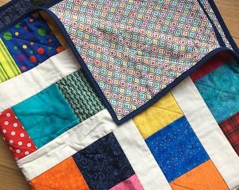 Charm Crib quilt