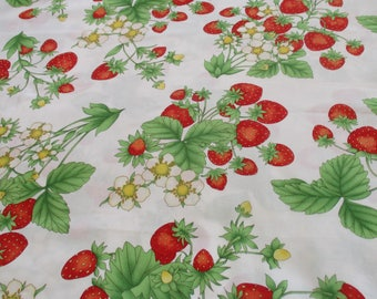 FREE SHIPPING, Quilting Fabric,  Fruit, Timeless Treasures,  C6425 - 1/2 Yard, Cotton Fabric