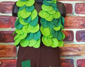 Branch costume, trolls branch, boys troll costume, branch troll, troll branch