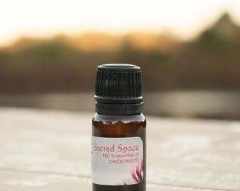 100 % pure CEDARWOOD essential oil
