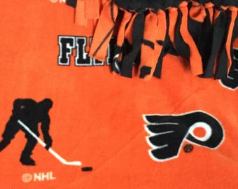 Philadelphia Flyers Large Fleece Blanket