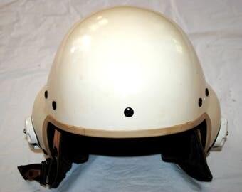 Vintage 1978 Us Air Force USAF Flight HGU-39/P Pilot Helmet - Medium