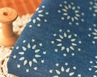 Blue Jeans Fabric Sold by Half Metre MJ757