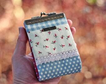 Business card holder / Credit card case / Credit card organizer / Fold card case / Gift card wallet