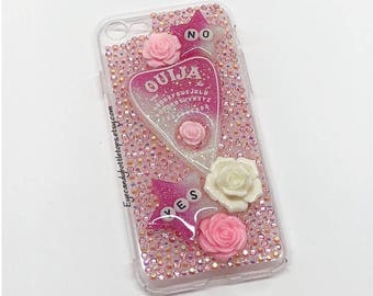 Pink Ouija iPhone 8 Case