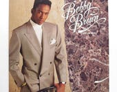 Bobby Brown Don't Be Cruel Record - Bobby Brown LP - 1988 MCA Records - Don't Be Cruel, My Prerogative, Every Little Step