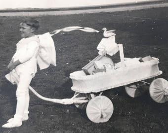 Stevie Was Born Fabulous Vintage Photo