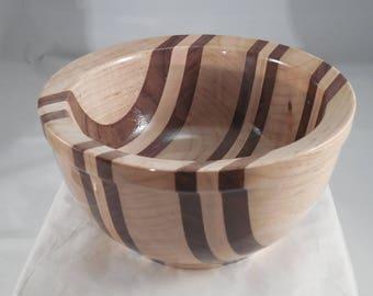 Maple/Walnut Bowl