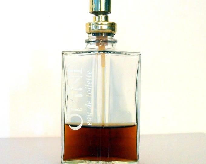 Vintage Perfume 1980s Omni by Deborah International 1.7 oz Eau de Toilette Spray Impression of Opium by Yves Saint Laurent