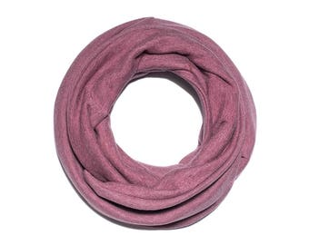 Super Soft Scarf, Infinity Scarf, Double loop, Winter Scarf, Scarves, By Gazur