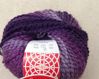 Five Colors of Diamond Select Yarn's Polyester/Wool Blend Worsted Weight MARVEL Yarn