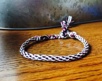 Friendship Bracelet  - Kumihimo