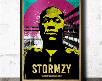 Stormzy Grime Poster