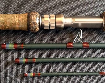 FlySpoke High Stick Nymphing Fly Rod,  Perfect Trout Fly Fishing Rod